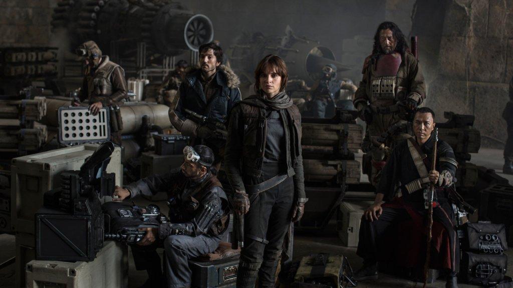Gwiezdne Wojny: Rogue One / mat. promocyjne