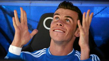 Gareth Bale na ławce Realu Madryt