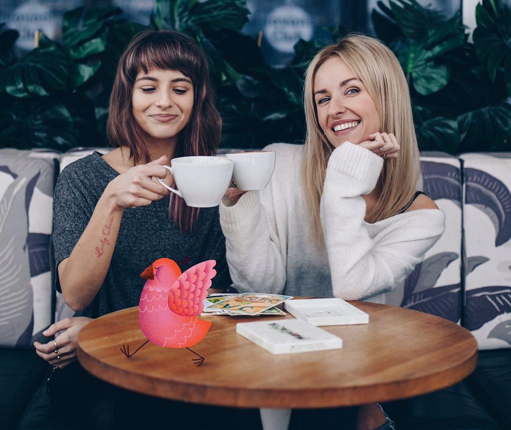Rita Aniołowska i Anna Rudak