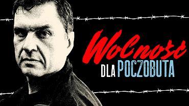 88 dni za kratami. Andrzej Poczobut wciąż przetrzymywany w białoruskim więzieniu