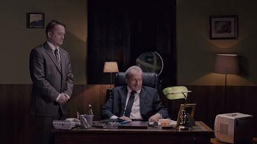 Kadr z zapowiedzi serialu 'Ucho Prezesa'