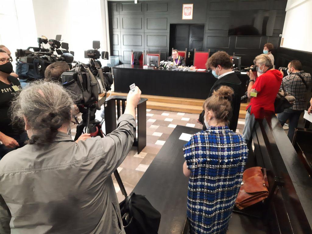 Skok stulecia. Ogłoszenie wyroku w sprawie Grzegorza Łuczaka