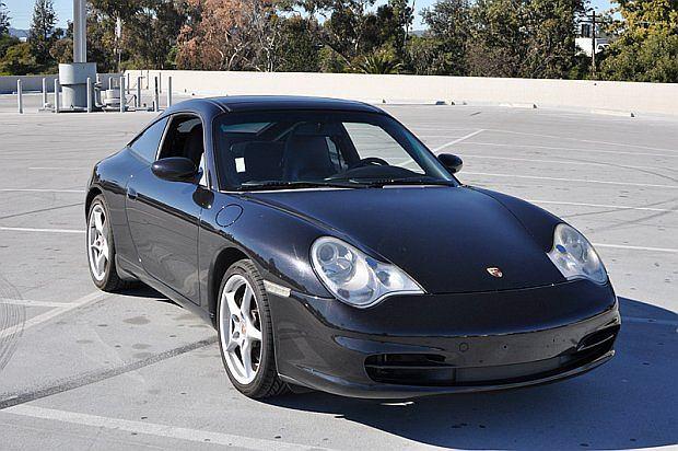 Model 996 to jeden z mniej udanych wersji 911-ki