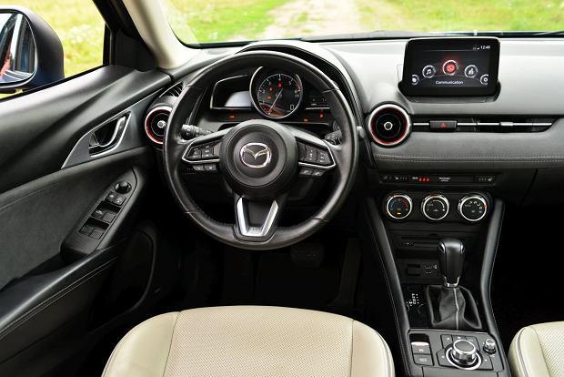 Mazda CX-3 kontra VW T-Roc
