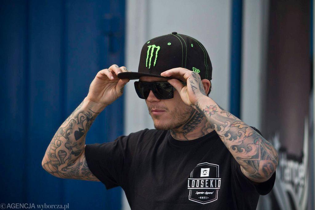 Pasją Taia Woffindena jest nie tylko motosport, ale także tatuaże