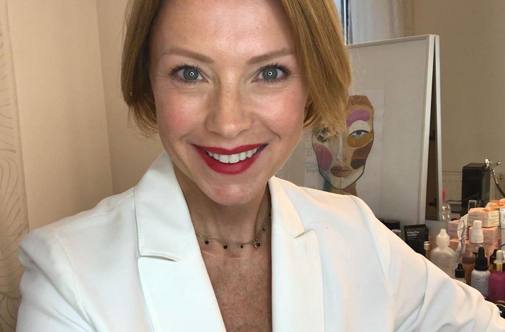 Makijażystka i pomysłodawczyni akcji #TwarzToNiePisanka Sylwia Rakowska