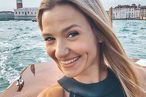 Wakacje Joanny Koroniewskiej w Wenecji. Aktorka wyglądała jak gwiazda Hollywood. Fani komplementują: Przepiękna!
