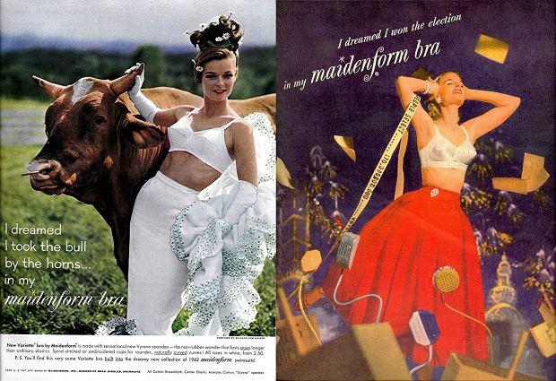 Reklamy Maidenform