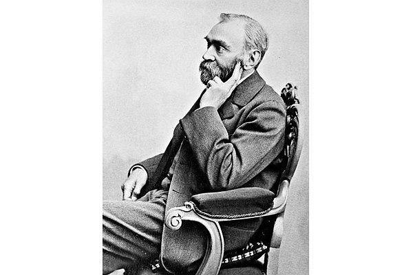 Alfred Nobel (1833-1896)