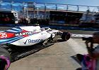 F1. Znany dziennikarz krytykuje kierowców Williamsa