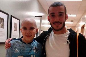 Piękny gest twórców FIFA 17. Chłopiec, który miał raka, znalazł się w grze