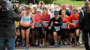 Maraton Mazury 2015