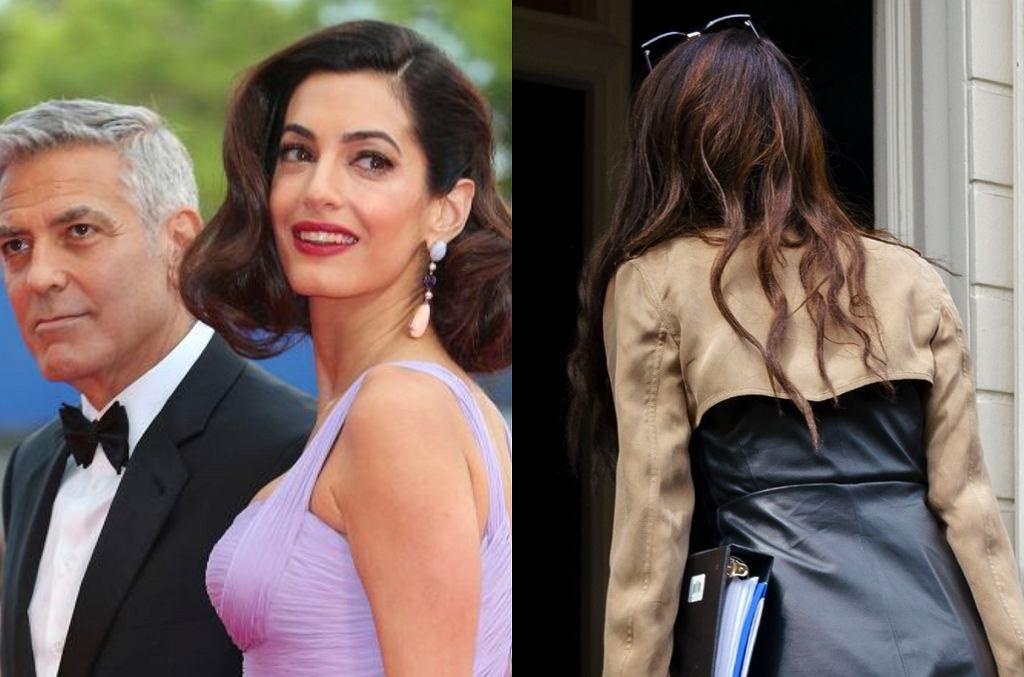 Amal Clooney i George Clooney