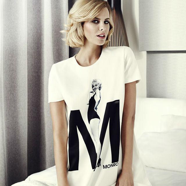 Marilyn Monroe była inspiracją do stworzenia nowej mini kolekcji Mohito