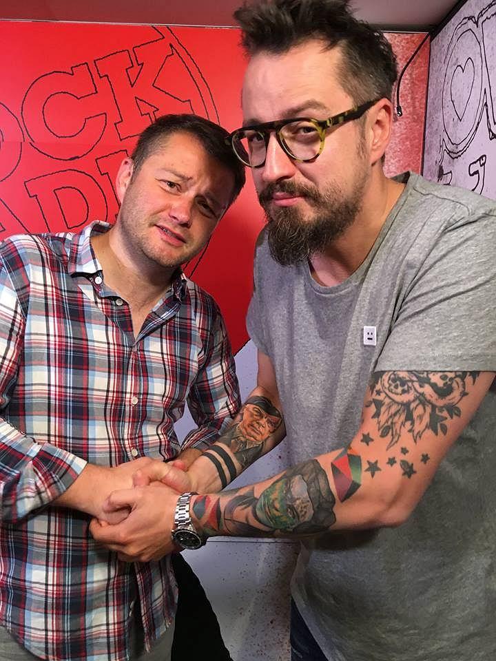 Jarosław Kuźniar i Piotr Kędzierski