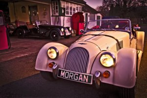 Salon Genewa 2014 | Morgan Plus 4