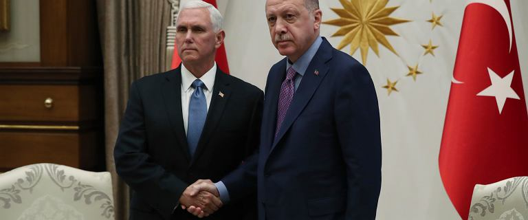 Zawieszenie broni w Syrii na 5 dni. Jest porozumienie z Turcją