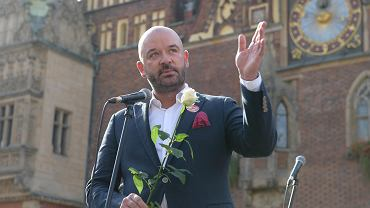 Prezydent Wrocławia dostał pogróżki.