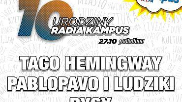 10. urodziny Radia Kampus
