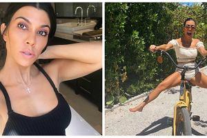 Najbardziej naturalna z sióstr Kardashian właśnie rozgrzała Instagram do czerwoności. Jej seksowne zdjęcia obiegły cały internet