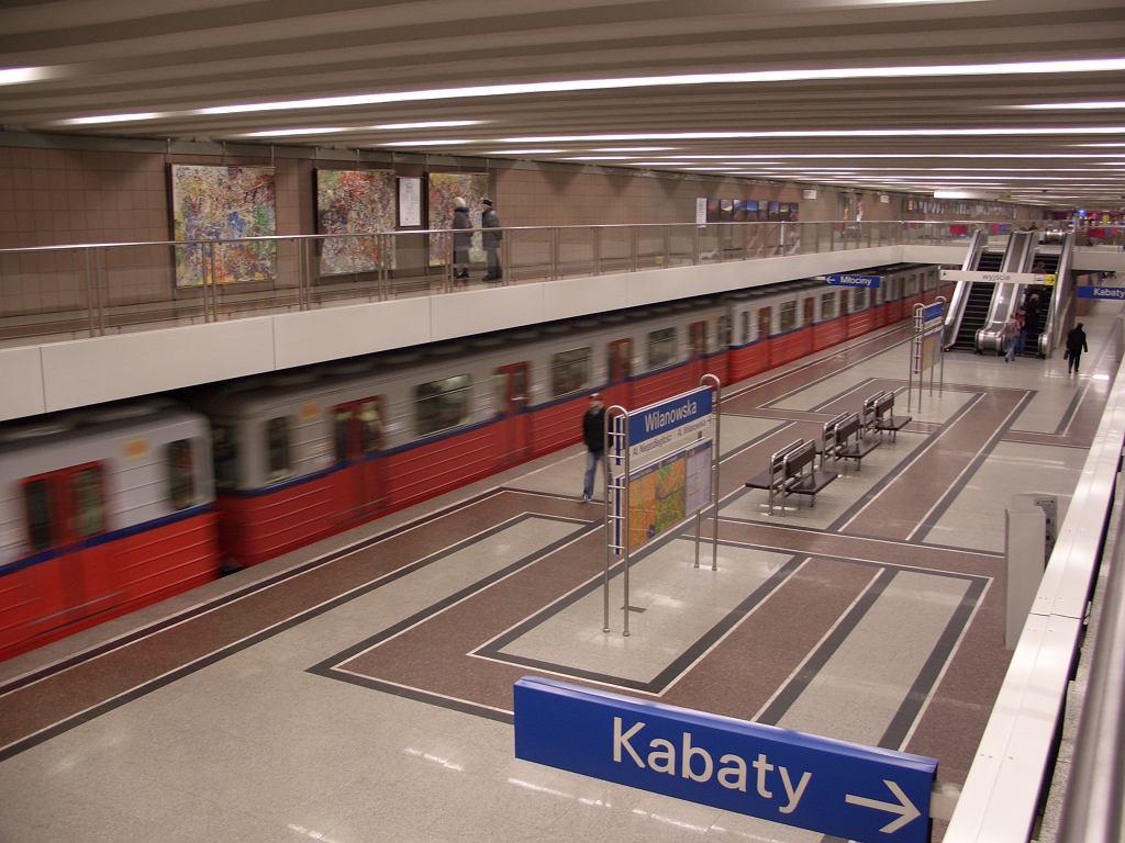 Stacja Wilanowska