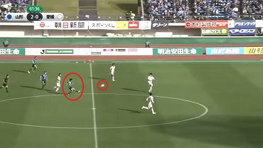 Szalony mecz w lidze japońskiej. Co wyprawiał bramkarz?!