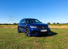 Opinie Moto.pl: Volkswagen Tiguan R - sportowy SUV z Wolfsburga