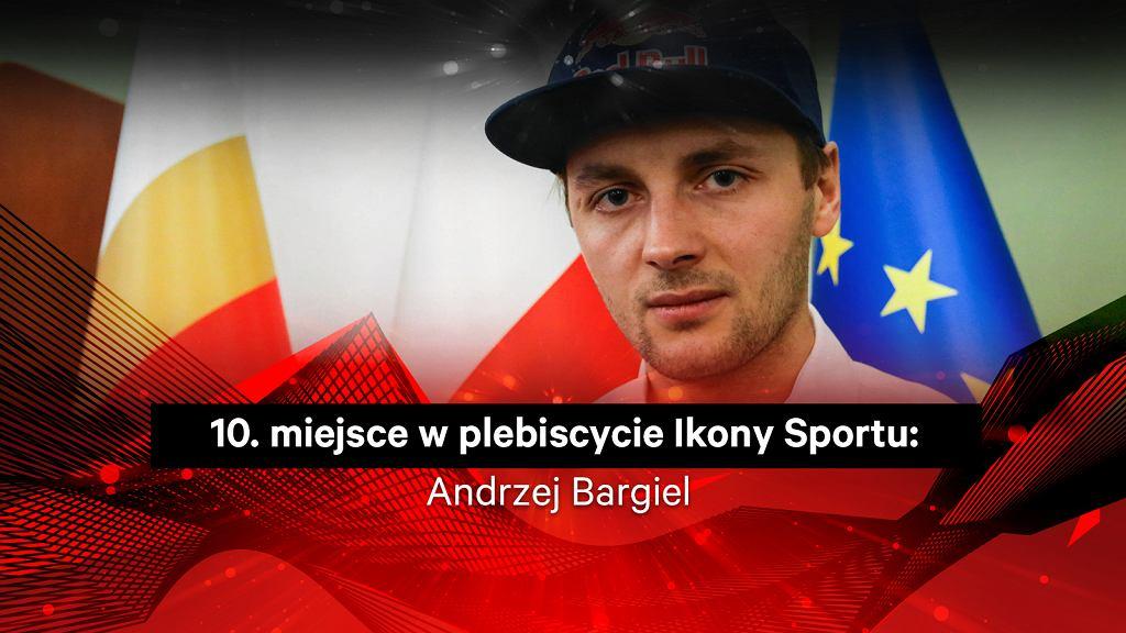Andrzej Bargiel 10. w plebiscycie Ikony Sportu