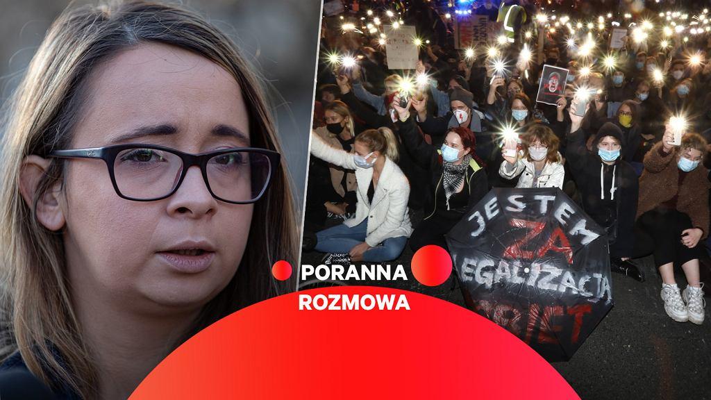 Marcelina Zawisza gościnią Porannej rozmowy Gazeta.pl