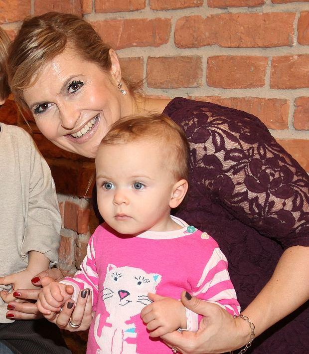Katarzyna Skrzynecka, córka, Alikia Ilia