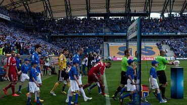 Lech Poznań - Wisła Kraków 0:0