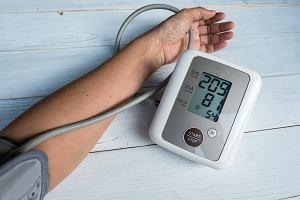 Nadciśnienie tętnicze wtórne - przyczyny, objawy, leczenie