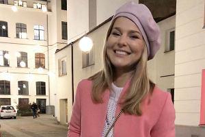 Paulina Sykut-Jeżyna na swoje urodziny ubrała się wyjątkowo. Miała na sobie wyjątkową sukienkę polskiej marki Lou!