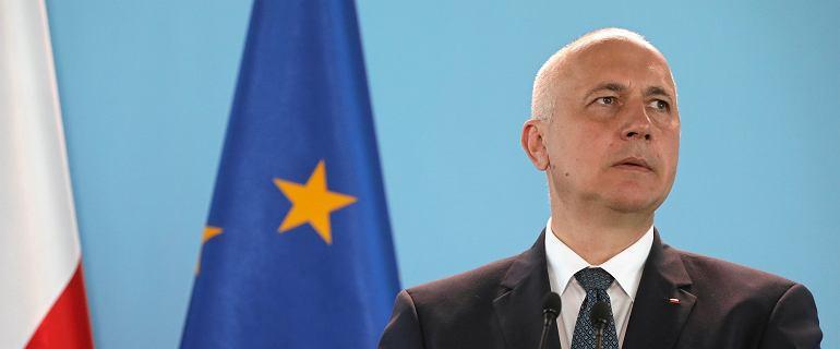Joachim Brudziński chce odebrania koncesji agencji ''Tajfun''