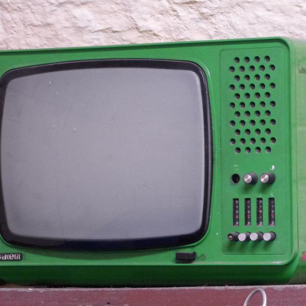 telewizor stary