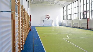 sala gimnastyczna (zdjęcie ilustracyjne)