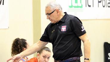 Tauron Basket Liga Kobiet: KSSSE AZS PWSZ Gorzów - MKK Siedlce 56:49 (12:16, 17:8, 16:11, 11:14). Trener kadry Polski kobiet Teodor Mołłow