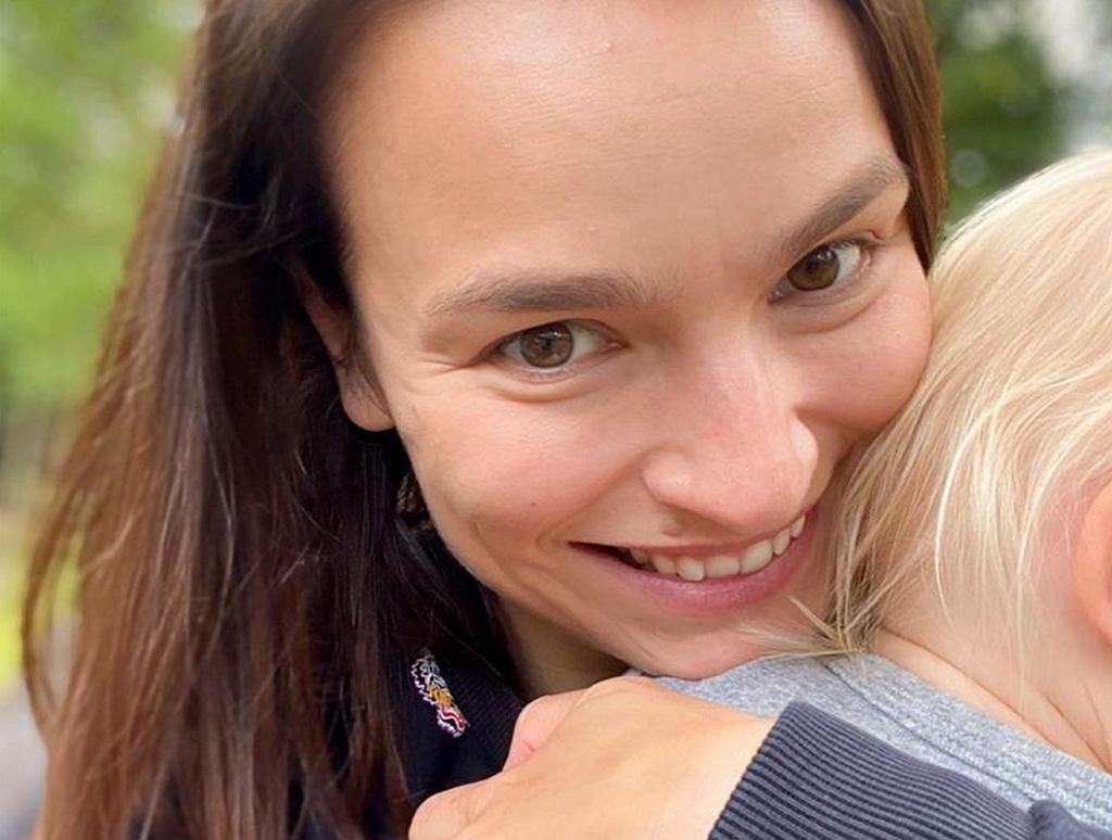 Anna Starmach świętuje drugie urodziny córki