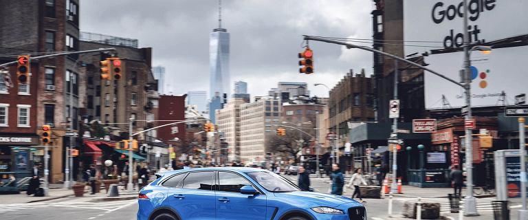 Jaguar F-Pace tańszy o 65 tysięcy zł! Brytyjski SUV klasy premium na wyprzedaży