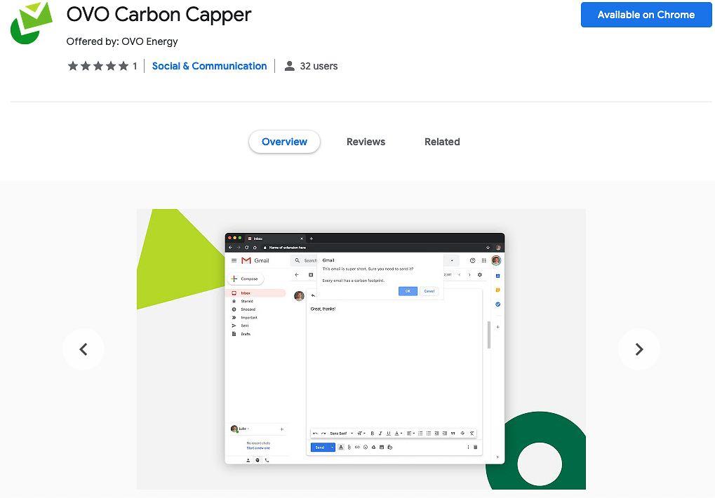 OVO Carbon Capper