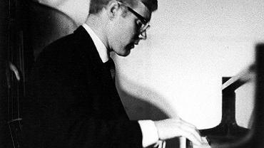 Krzysztof Komeda w Hybrydach. Warszawa, 1959