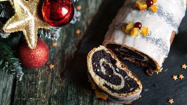 Makowiec, ciasto z makiem, strucla. Taki deser musi pojawić się na świątecznym stole