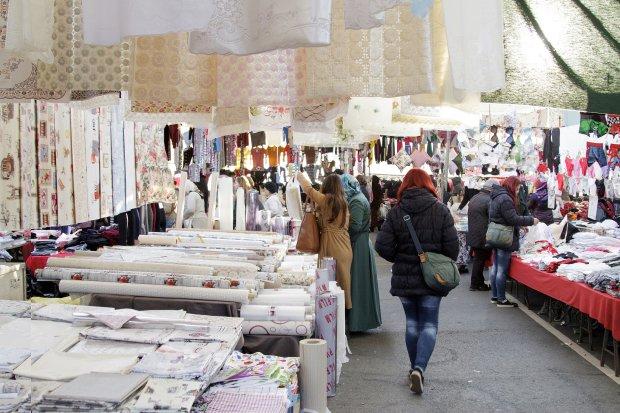 Bazar w Istanbul