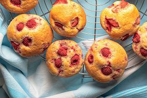 Miękkie ciasteczka z malinami - bo nie zawsze muszą chrupać. Podpowiadamy, jak je zrobić