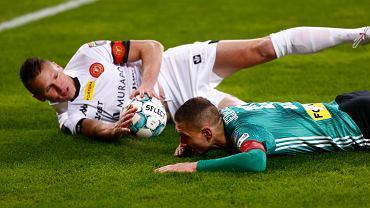 Puchar Polski. Widzew - Legia 0:1