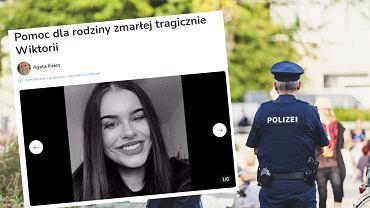 Zmarła 16-letnia Wiktoria z Polski