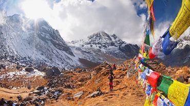 Annapurna Nepal / shutterstock