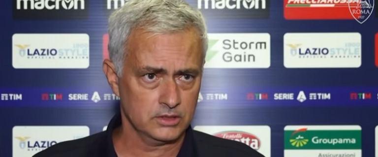 Mourinho potwierdził. Dostał ofertę porzucenia Romy i objęcia nowego klubu