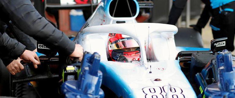 F1. Williams po południu praktycznie nie testował. Obydwaj kierowcy na końcu tabeli