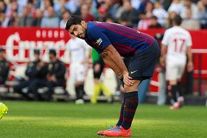 Real Madryt - FC Barcelona. Karim Benzema nawiązuje do najlepszych czasów, Luis Suarez gra najgorszy sezon od lat [W polu K]